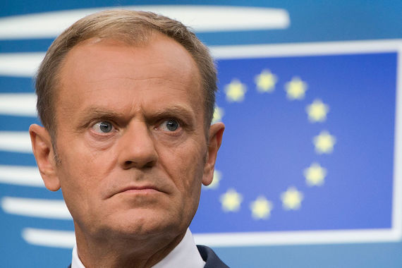 Туск торопит ЕС с принятием ограничивающих «Газпром» поправок