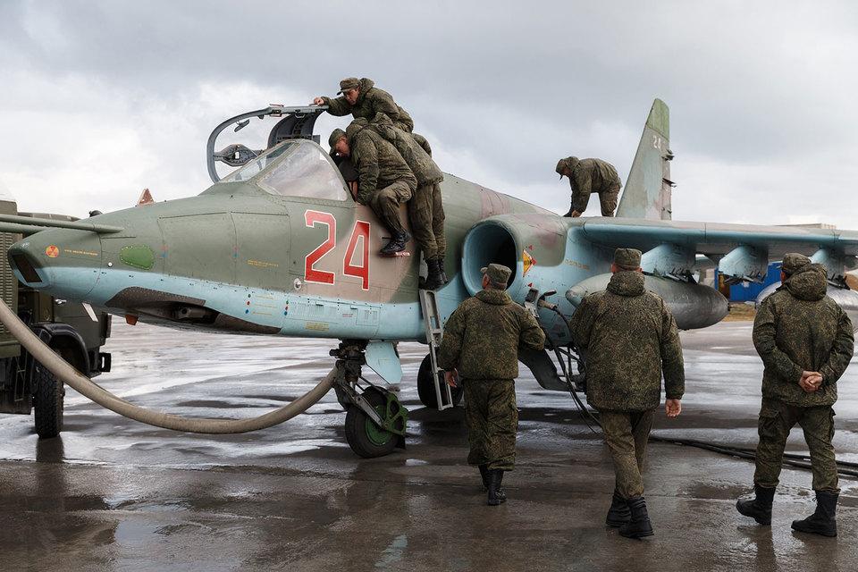 Российская экономика получила военную поддержку