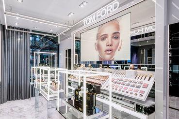 Первый отдельный магазин косметики Tom Ford открылся в Лондоне
