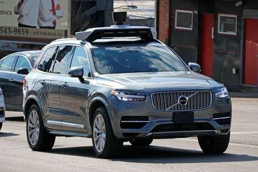 Uber и Volvo с 2016 г. тестируют самоуправляющиеся машины в американском Питтсбурге