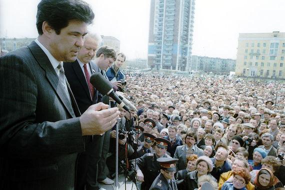 Губернатор Кемеровской области Аман Тулеев два раза был кандидатом в президенты России -  в 1991 и 2000 гг. Лучший результат — 6,8% голосов – был зафиксирован в 1991 г.