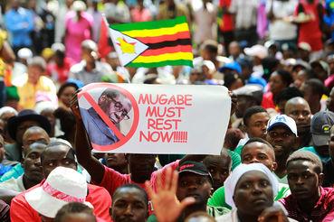 В парламенте Зимбабве заявили об отставке Мугабе