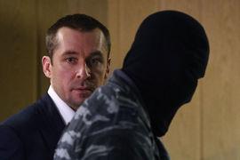 Дмитрий Захарченко заявил в суде, что не имел определенного места жительства