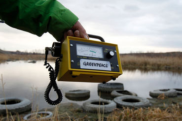 «Гринпис России» напомнил, что загрязнение выявлено на Южном Урале рядом с принадлежащим «Росатому» комбинатом «Маяк»