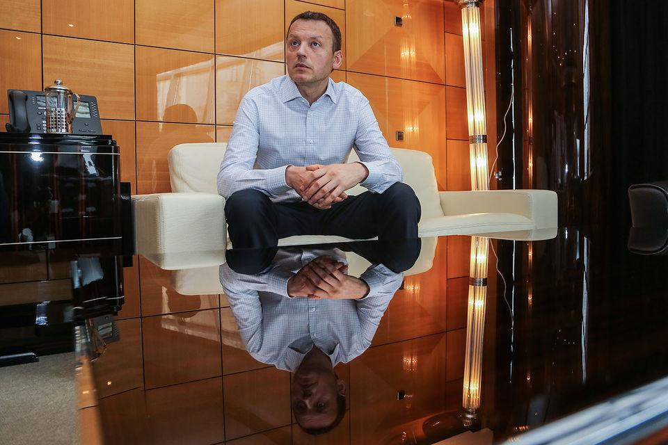 Сергей Гордеев, основной акционер и президент группы ПИК