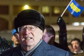 Решение о выдвижении было принято 20 ноября на заседании высшего совета  политической партии ЛДПР и президиума фракции ЛДПР в Госдуме
