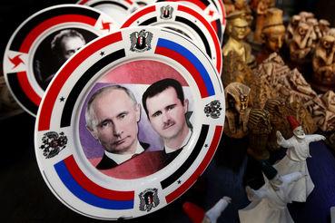 Путин заявил о предотвращении распада Сирии