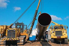 «Сила Сибири» – самый затратный проект «Газпрома» в 2017 г.