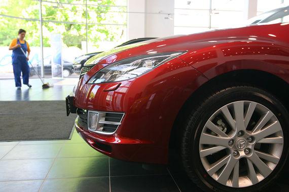 Автодилер «Независимость» перестал продавать новые машины Mazda