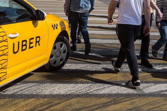 Uber скрыла кражу данных 57 млн человек