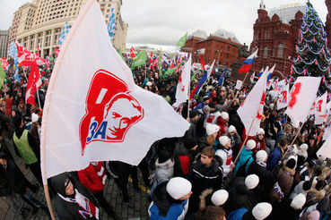 Владимир Путин помог патриотам