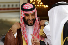 Мухаммад ибн Салман аль-Сауд назвал смехотворными предположения, что  антикоррупционная кампания на самом деле является борьбой за власть