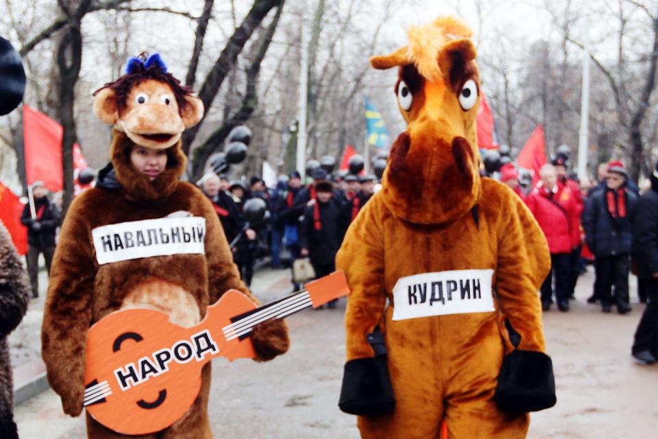 Алексей Кудрин заявил, что Алексей Навальный должен участвовать в выборах президента при соблюдении всех процедур