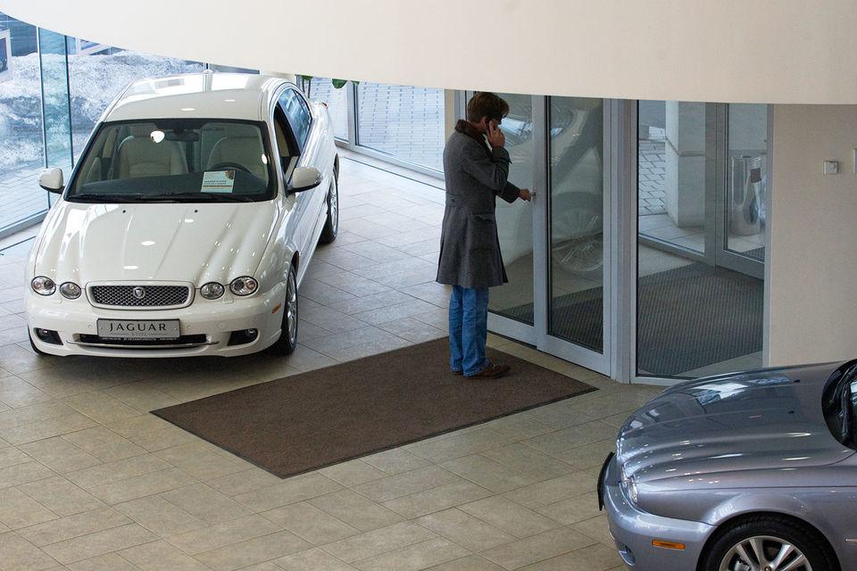 ВЕкатеринбурге банкротятся салоны крупного автодилера