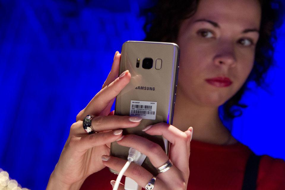 Samsung подала заявки на получения патентов на эту технологию в США и Южной Корее