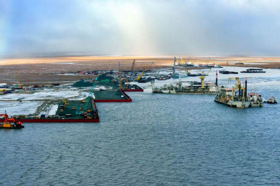 «Ямал СПГ» станет первым заводом «Новатэка» по сжижению газа