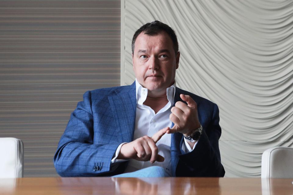 Владимир Садовин, гендиректор «Азбуки вкуса»