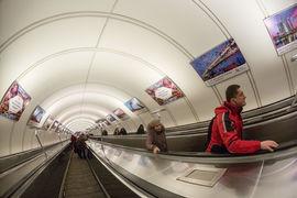 «Трейд компани» в  прошлом году выиграла тендер метрополитена на размещение рекламы:  контракт обошелся ей в 22,6 млрд руб. за 10 лет