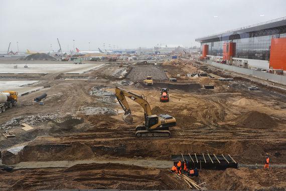 Инвестиции в сооружение и обустройство терминала B – 19 млрд руб., следует из презентации аэропорта «Шереметьево»