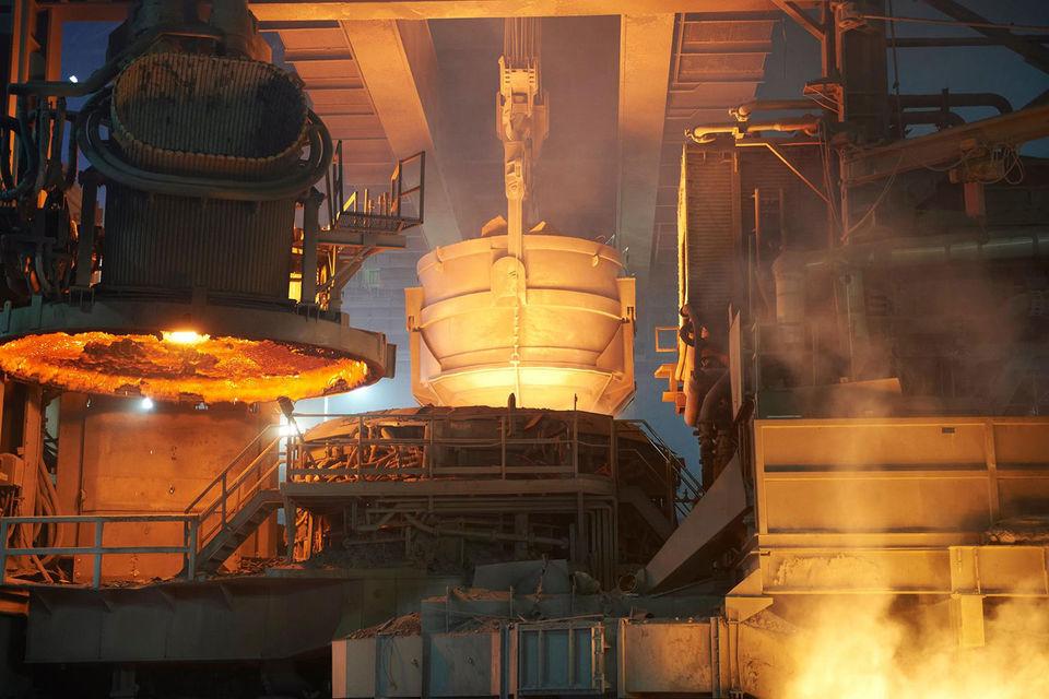 Рост производства на американском заводе Evraz может профинансировать правительство США