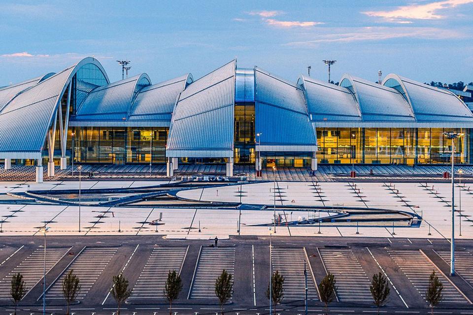 «Платов» – первый аэропорт в России, построенный с нуля
