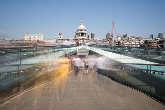 Вторым по популярности вInstagram оказался Лондон