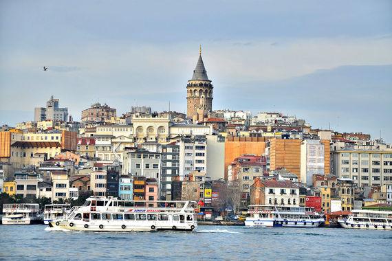 На девятом месте топ-10 самых популярных городов мира расположился Стамбул
