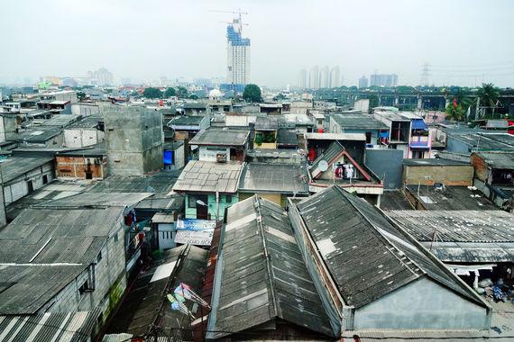 На восьмой строчке рейтинга - столица Индонезии Джакарта
