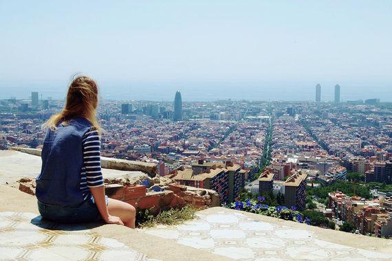 На последнем месте рейтинга самых популярных городов мира по версии Instagram находится Барселона