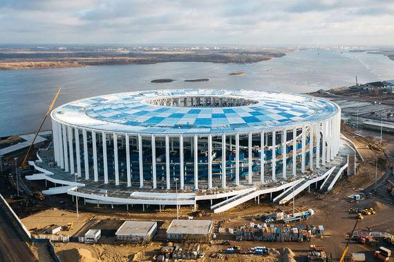 normal 1l6v Как сейчас выглядят стадионы к чемпионату мира по футболу