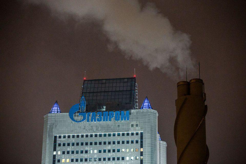 """Долг """"Газпрома"""" за 9 месяцев увеличился на 40%"""