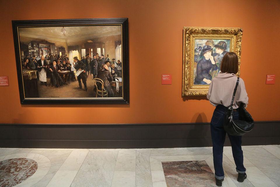 Выставки ,музеи  этой зимой. Mobile_high-52k