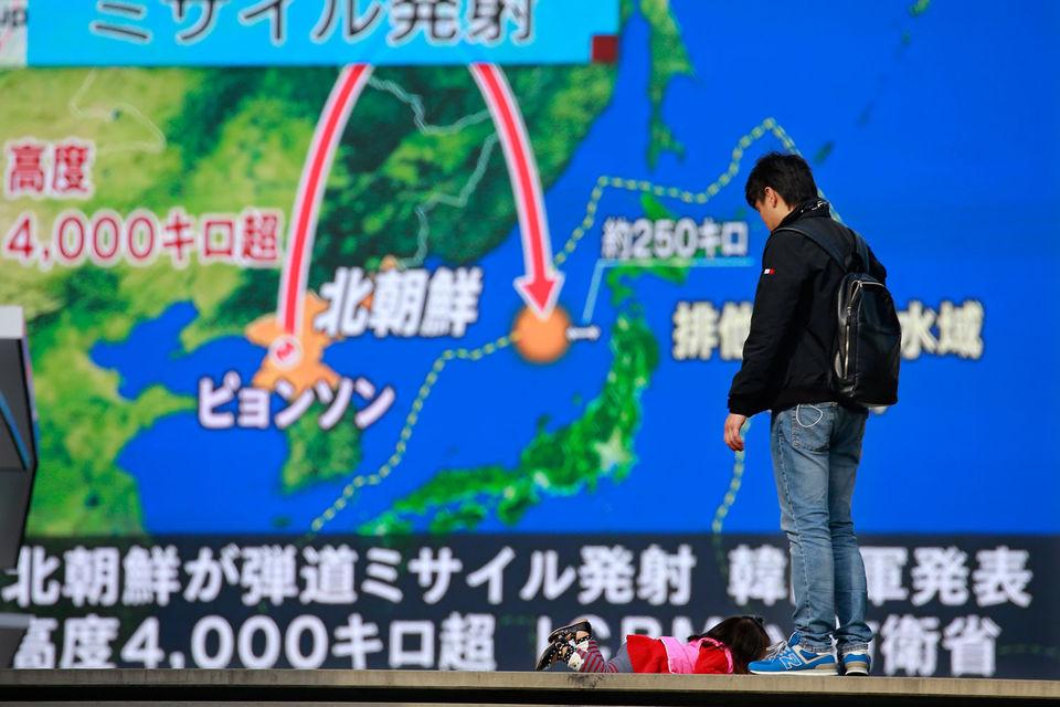 Новый северокорейский запуск прервал 75-дневную паузу в ядерных и ракетных испытаниях КНДР