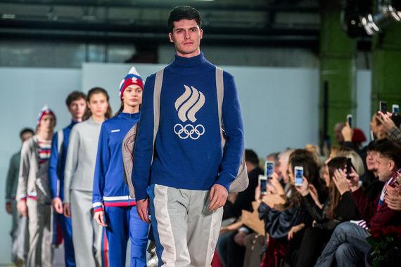 Новый официальный экипировщик олимпийских сборных России Zasport представил  комплект формы для Игр-2018 в Пхёнчхане a140278a74f