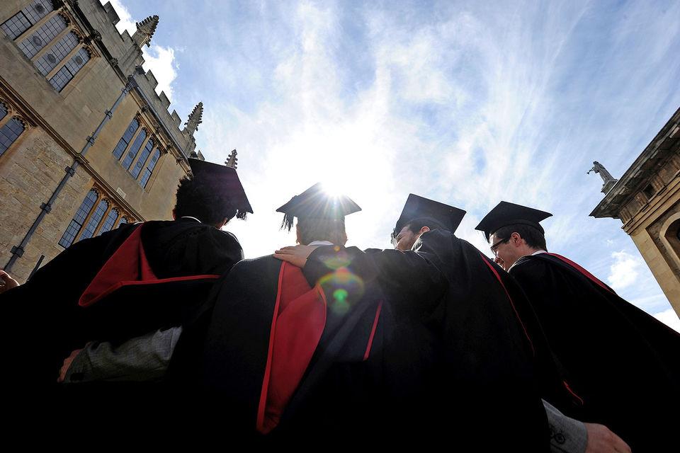 Оксфордский университет, старейший в англоязычных странах, имеет наивысший кредитный рейтинг AAA