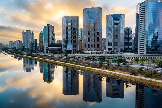 На четвертом месте рейтинга бразильский город Сан-Паулу