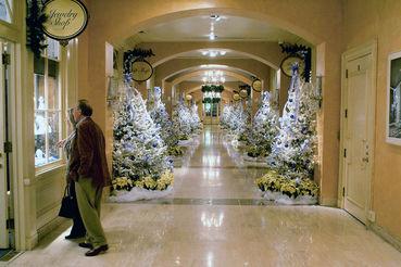Новогодние праздники – горячая пора для отелей