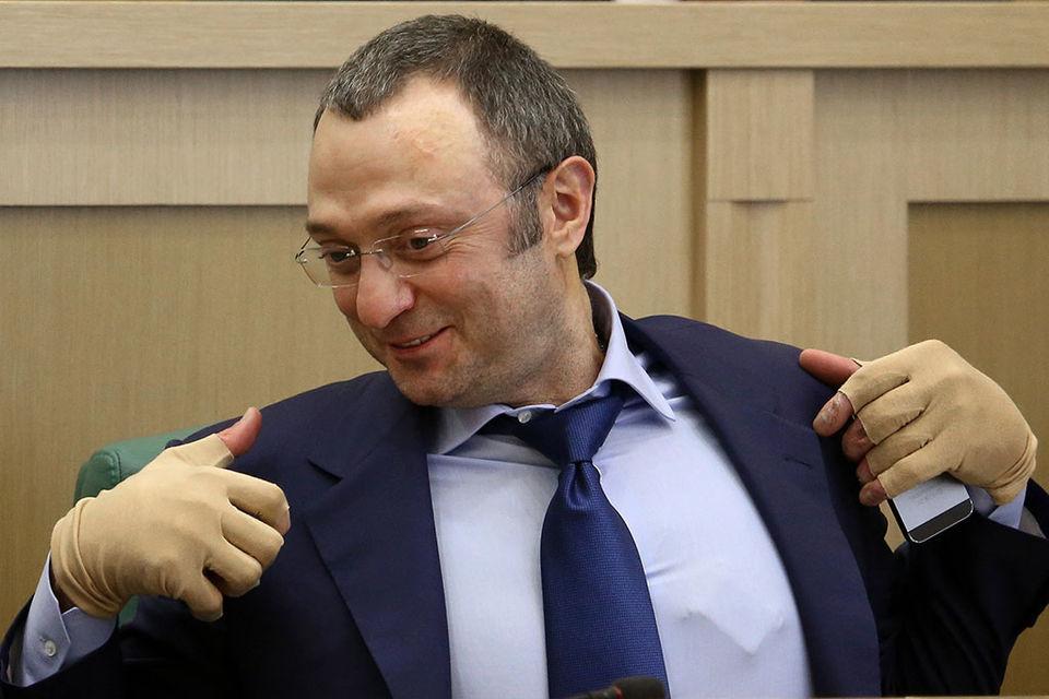 Суд Экс-ан-Прованса недал прокуратуре Ниццы арестовать Керимова