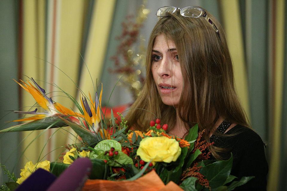 Победы Александры Николаенко никто не ожидал, в том числе сам лауреат