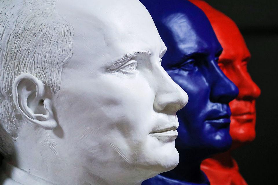 Трех президентов Путиных россияне уже видели, на очереди – четвертый