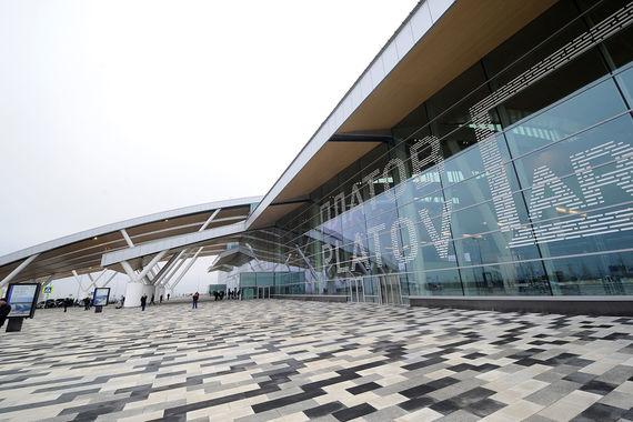 Строительство началось в 2014 г. Общие инвестиции составили 47  млрд  руб., из которых средства «Реновы» и привлеченные в Газпромбанке –  19  млрд руб.