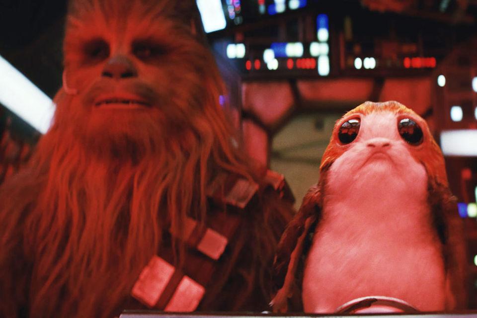 «Звездные войны: Последние джедаи» от Disney - один из самых ожидаемых релизов года, его прокат начинается 14 декабря