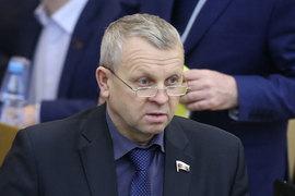 Член комитета Госдумы по жилищной политике и жилищно-коммунальному хозяйству Андрей Палкин