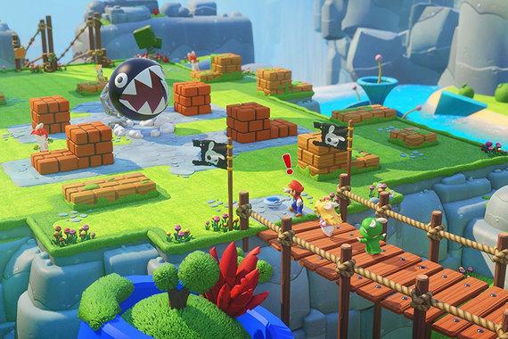 В номинации «Лучшая стратегия» победила Mario + Rabbids Kingdom Battle. В этой категории также представлены XCOM 2: War of the Chosen, Tooth and Tail, Total War: Warhammer II и Halo Wars 2