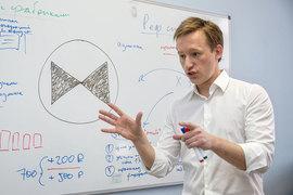 Антон Драчев со времен, когда он возглавлял отдел IT-разработки в хедж-фонде, любит точные цифры