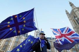 У Британии и ЕС осталось меньше года, чтобы договориться о принципах новых торговых отношений