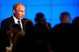 Депутаты не просто слушают Владимира Путина – они должны исполнять его слова