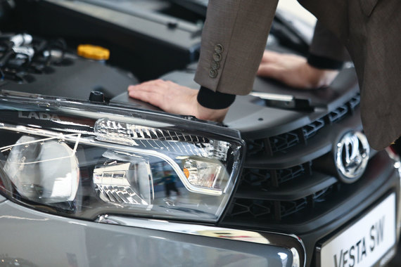 Vesta стала самой популярной у «АвтоВАЗа»
