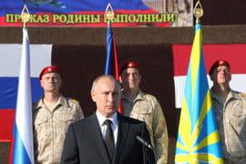 Российская группировка была развернута в Сирии в сентябре 2015 г., и с тех пор Путин уже дважды заявлял о ее сокращении
