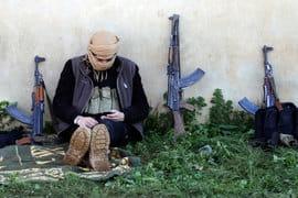 Cиловики рассказали на встрече, что звонки были зафиксированы с территории Турции и Сирии